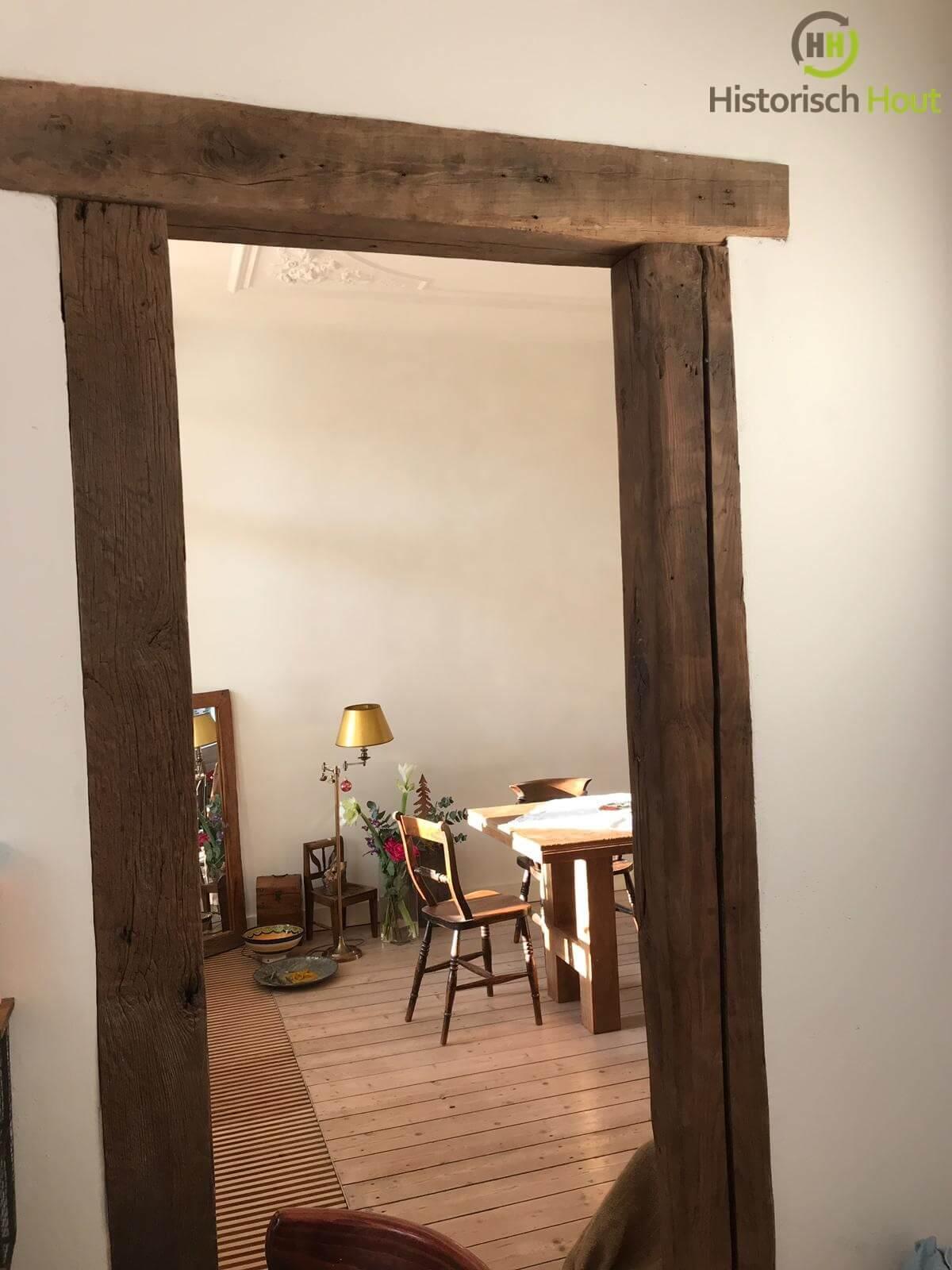 old oak frame