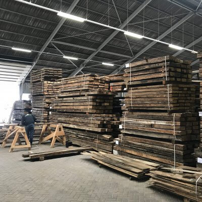 Wholesale reclaimed european oak
