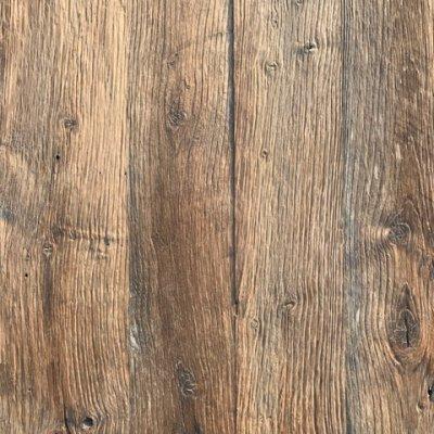 reclaimed oak planks