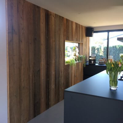barnwood wall cladding