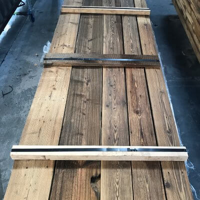 reclaimed softwood