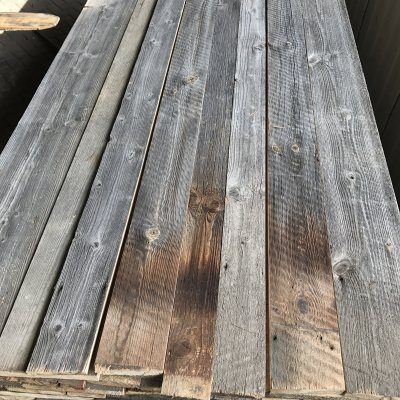 Oud hout te koop!