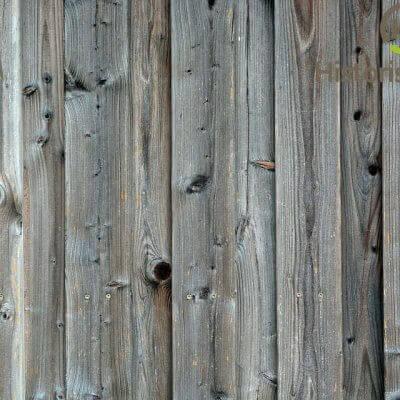 Lambrisering oud hout