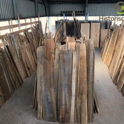 Wagonplanken & barnwood eiken