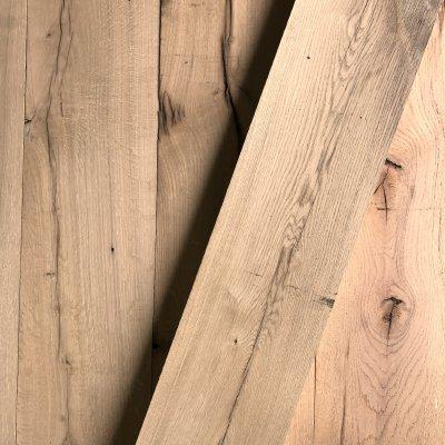 oud eiken planken