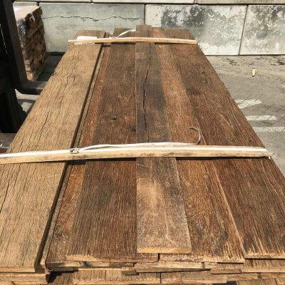 old oak boards resawed