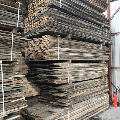 Grote selectie barnwood eiken & grenen