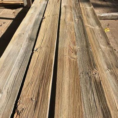 Barnwood planken zelf uitzoeken? - historische houthandel!