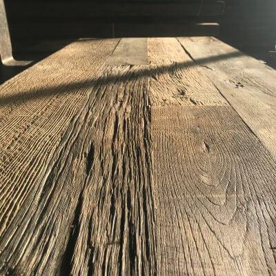 Barnwood eiken fineer platen