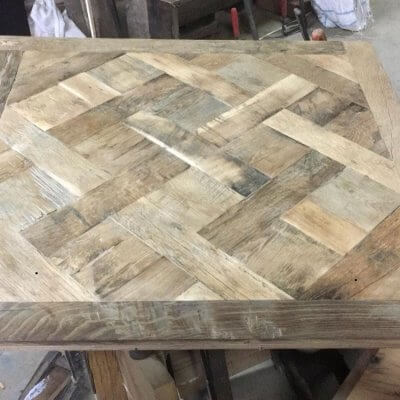 versailles oak pannels