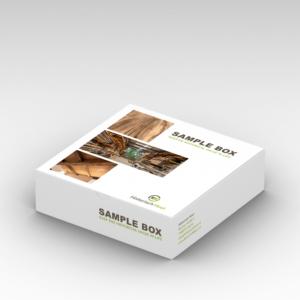Sample box Historisch Hout