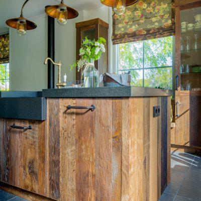 keuken barnwood