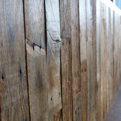 houten wandbekleding