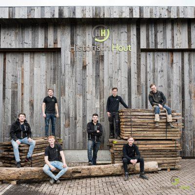 team historisch hout